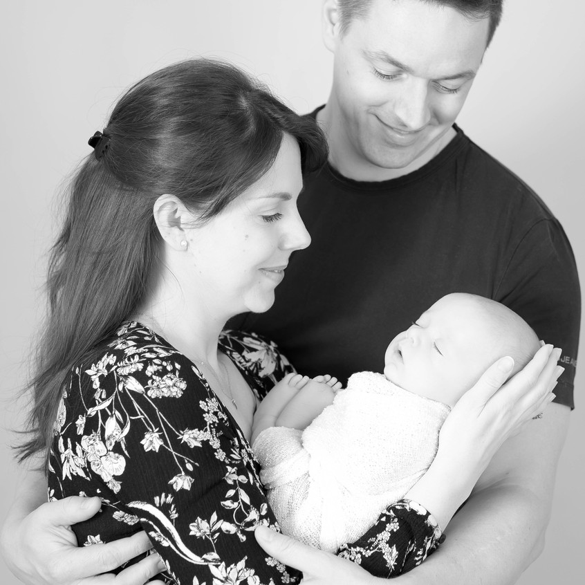 Family newborn photography Sydney