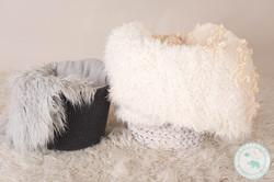 Newborn Photography basket props