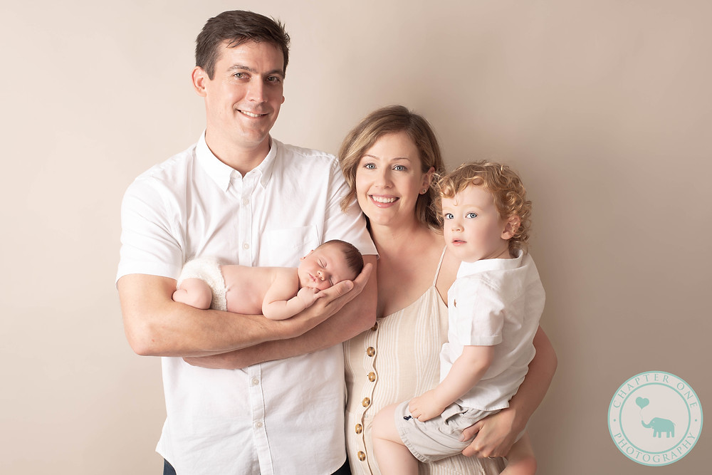 Family with Newborn Photography North Sydney