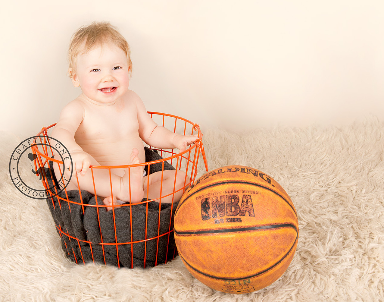 Basketball 1 year