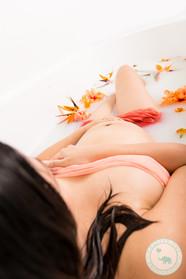 Orange Flower Milk Bath
