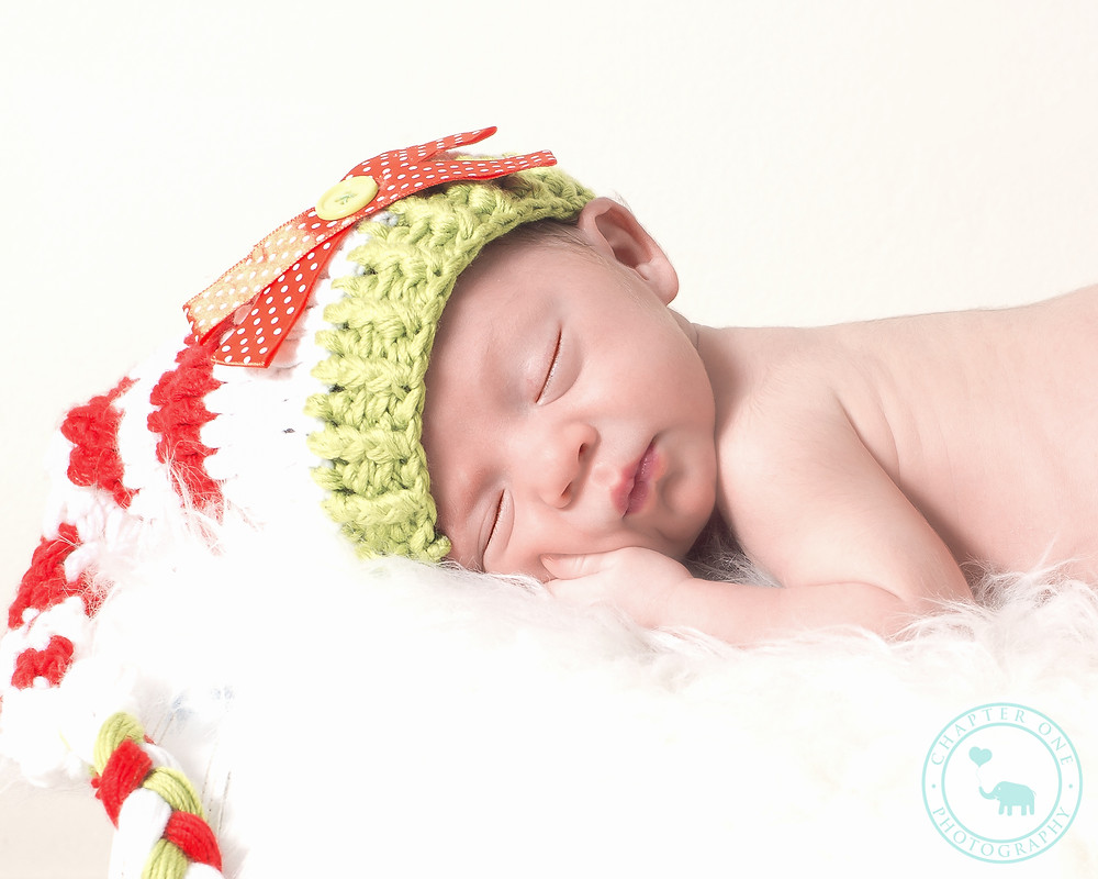 newborn Christmas Photography Sydney