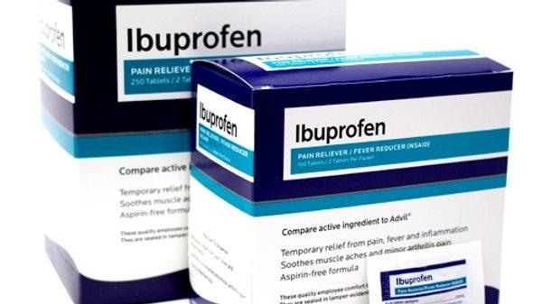 Ibuprofen (50 doses)