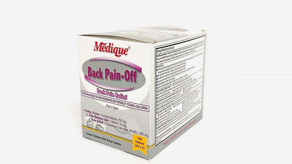 Medique Back Pain-Off medicine