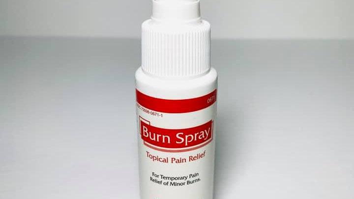 Burn Spray