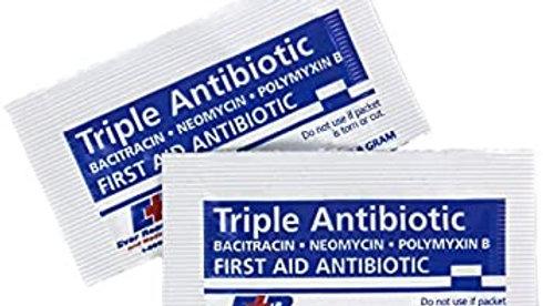Triple Anti-biotic packets (10 pack)