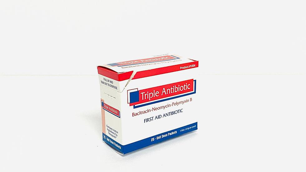 Triple Antibiotic packets