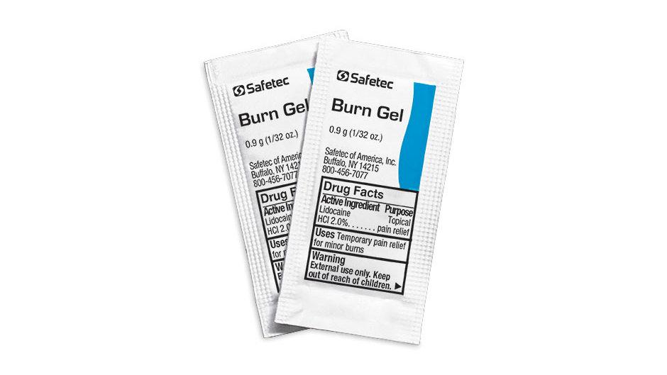 Burn gel packets .9g (10ct)