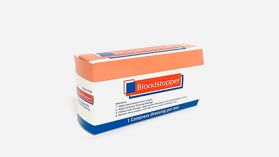 Blood Stopper Compress