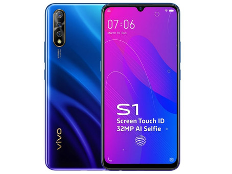 vivo s1 launched; checkout features, prices, and variants.