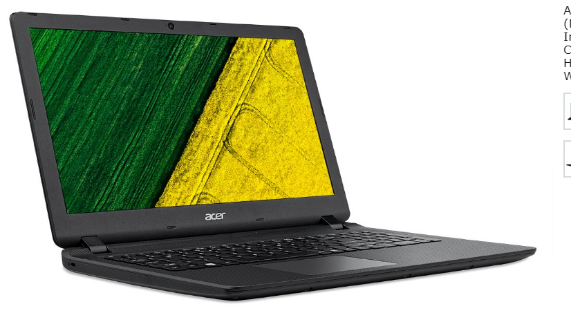 Acer Aspire ES1-533-C12K