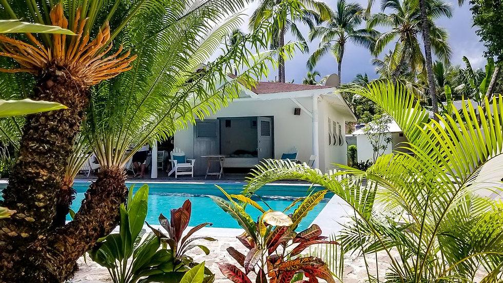 Villa Mariposa Las Terrenas Playa las ba