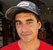 Carlos kite Cabarete
