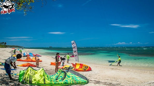 location Republique Dominicaine kitesurf