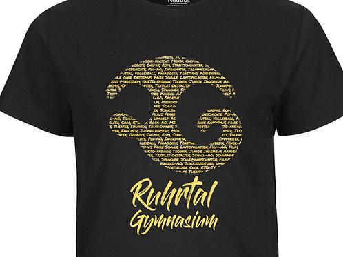 T-Shirt Kids Black - Coporate 2.0