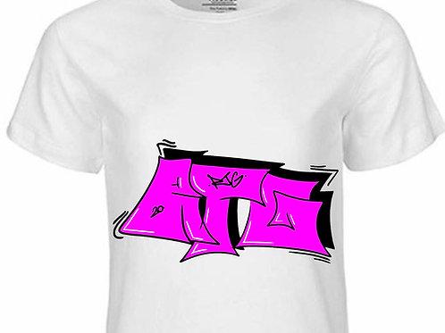 T-Shirt Kids White - Tag