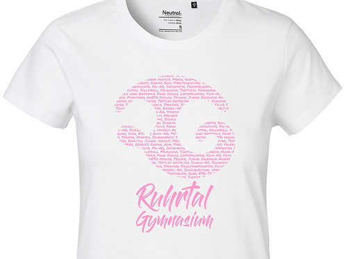 T-Shirt Ladies White - Corporate 2.0
