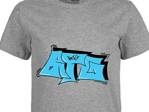 T-Shirt Kids Heather Grey - Tag