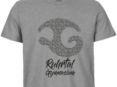 T-Shirt Men sports grey - Corporate 2.0