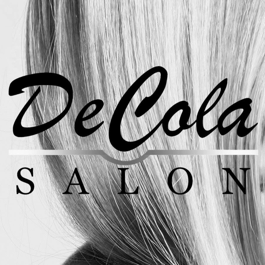 DeCola Salon Logo