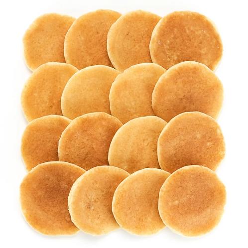 Mini Blinis, Gluten Free, 16pcs
