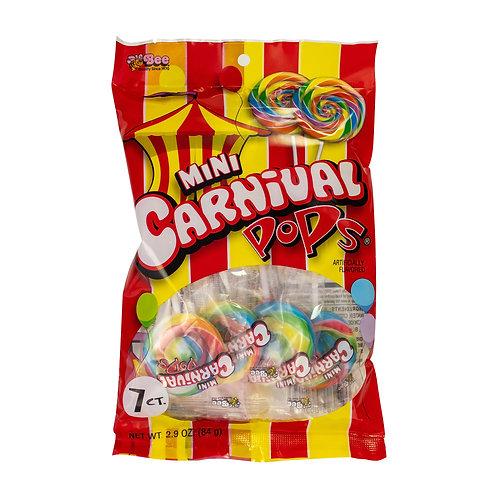 Mini Carnival Pops