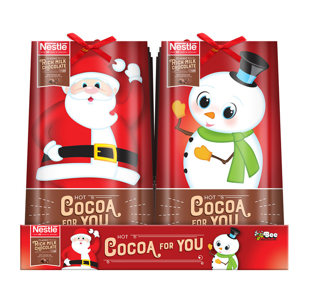 784 Cocoa For You Pouches