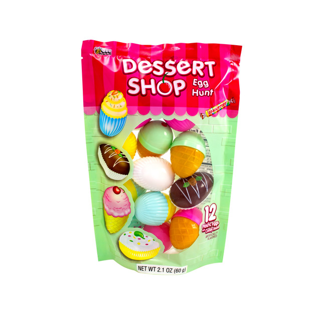 955 Desert Shop Egg Hunt 12ct. Bag