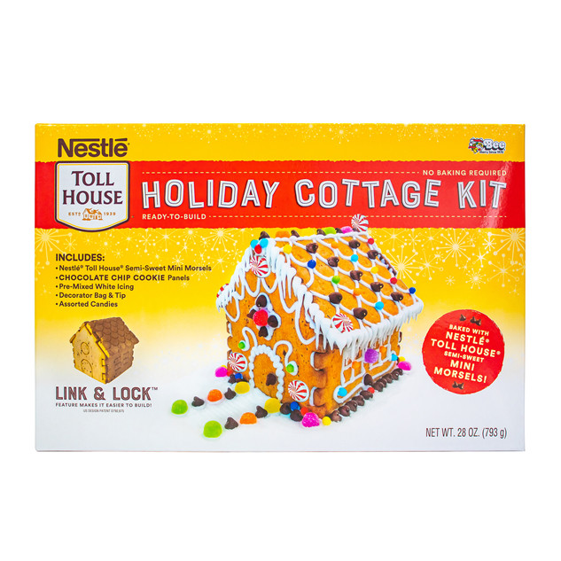 1629 Toll House Chocolate Chip Cookie Cottage Kit