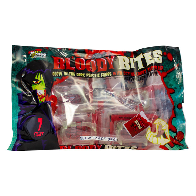 6056 Bloody Bites 7ct. Bag