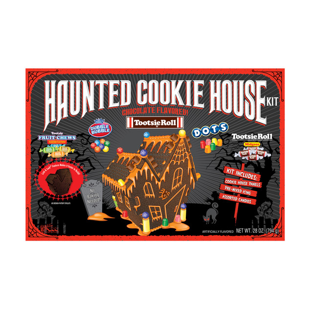 6625 Tootsie Haunted House Kit