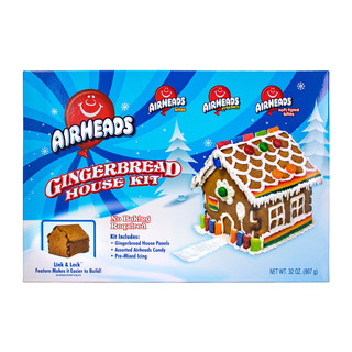 2117 Airheads Gingerbread Cottage Kit