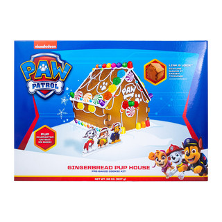 4117 Paw Patrol Gingerbread Pup House