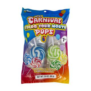 7186 Mini Carnival CYM Pops 7ct Peg Bag