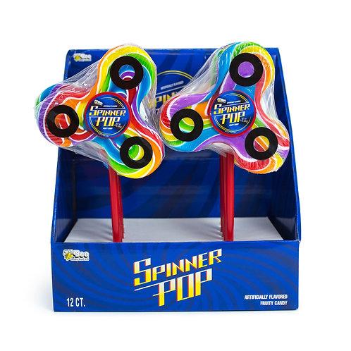 FIDGET SPINNER POP - 12 PIECES