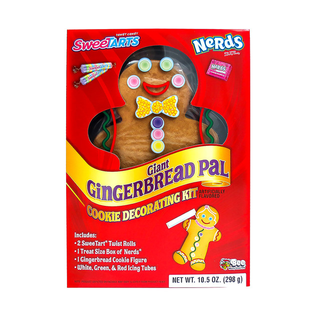 327 Sweetarts and Nerds Gingerbread Pal Kit