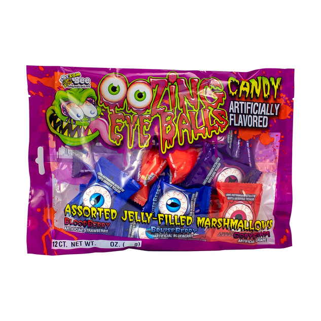 6012 OOzing Eyeballs 12ct. Bag