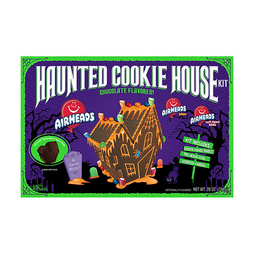 Airheads Haunted Cookie Kit
