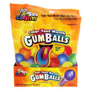 830 Bee Creative CYM Gum Balls Bags