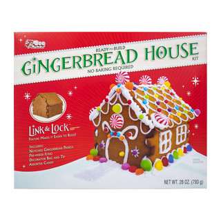 1631 Bee Gingerbread House Kit