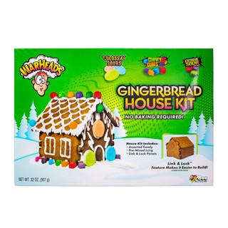 3117 Warheads Gingerbread Cottage Kit