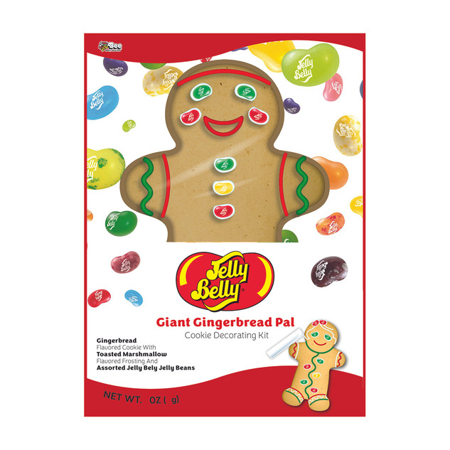 7300 Jelly Belly Giant Gingerbread Pal