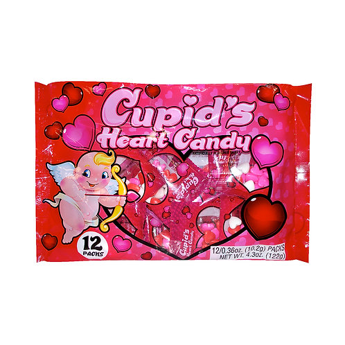 CUPID'S HEART BAG - 12 CT.