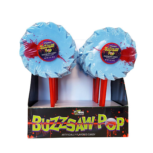 Buzz Saw Spinning Pops