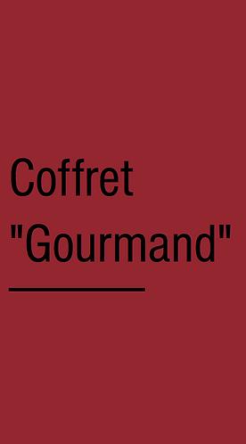 "COFFRET ""GOURMAND"""