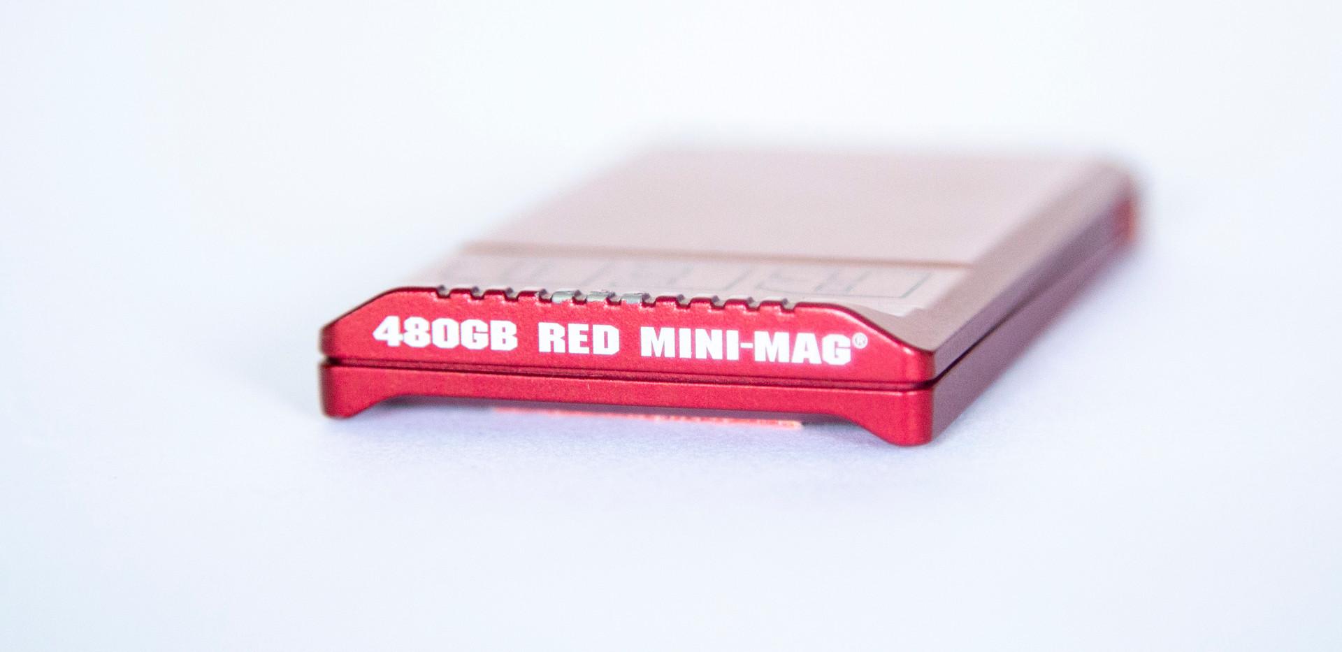 480 GB mini mag
