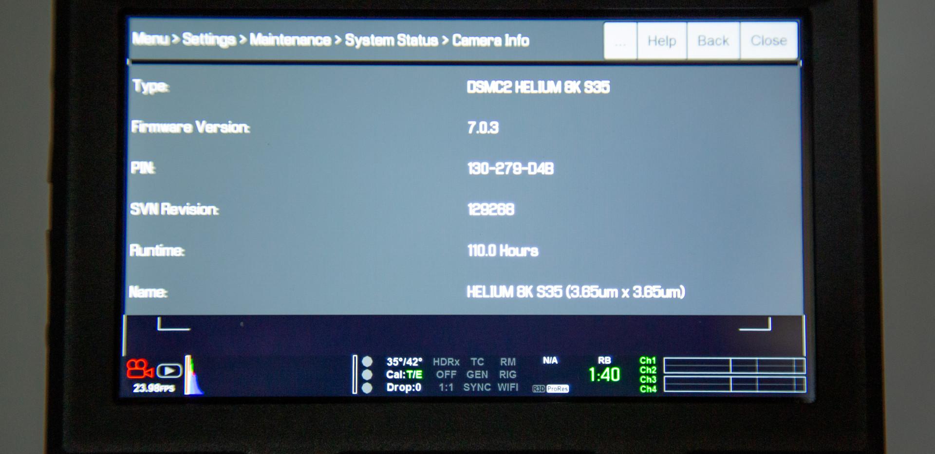 onboard monitor
