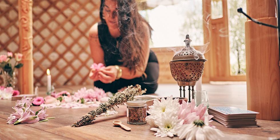 New Moon Women's Circle & Candlelit Healing Journey