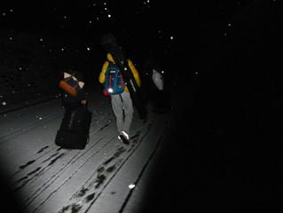 冬合宿1日目