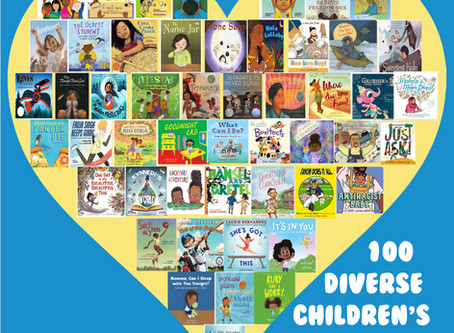 100 Children Books to add to Your Kids' Summer Reading Challenge!